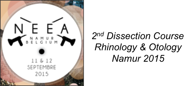 Dissection Course Rhinology / Otology 2014